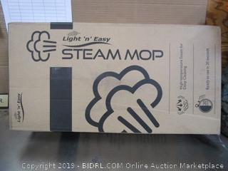 Light n Easy Steam Mop
