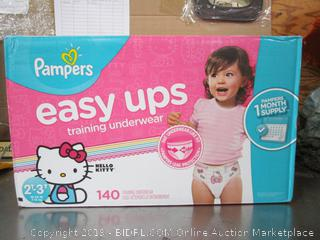 Pampers Hello Kitty Easy Ups