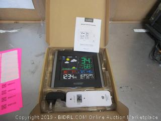 La Crosse Technology Remote Monitoring Color Weather Station