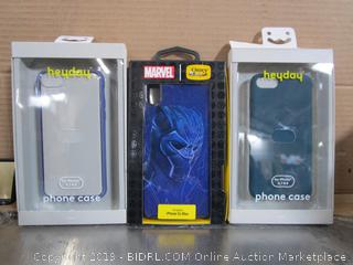 iPhone Cases, Marvel Otterbox, Heyday