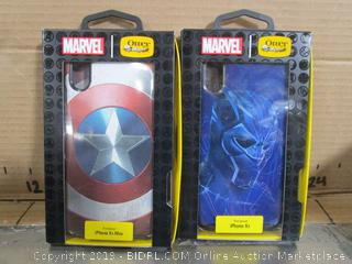 iPhone Cases Otterbox Marvel Captain America, Black Panther