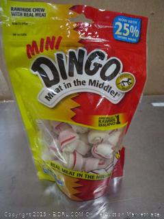Mini Dingo Meat in the Middle Dog Treats