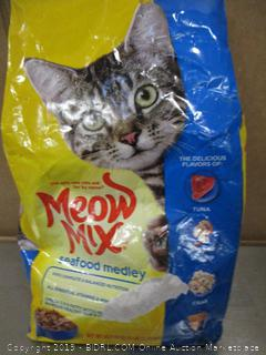 Meo Mix Seafood Medley Cat Food