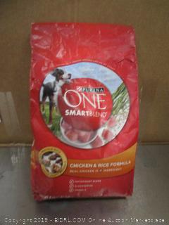 Purina One Smartblend Chicken 4# Dog Food