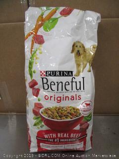 Purina Beneful Originals Beef 6.3# Dog Food