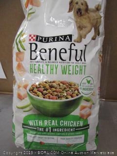 Purina Beneful Healthy Weight Chicken 6.3# Dog Food