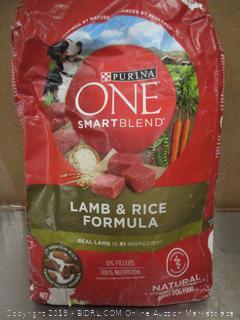 Purina One Smartblend Lamb 4# Dog Food