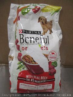 Purina Beneful Originals Beef 3.5# Dog Food