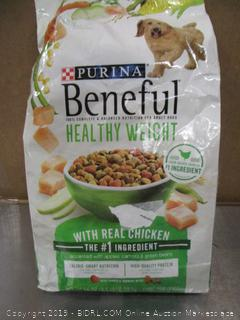 Purina Beneful Healthy Weight Chicken 3.5# Dog Food