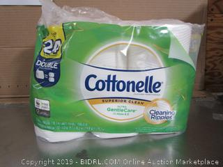 Cottonelle Gentle Care Aloe Toilet Paper