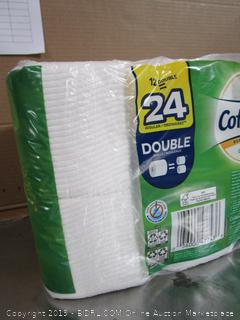Cottonelle Gentle Care Aloe 12 Double-Rolls Toilet Paper