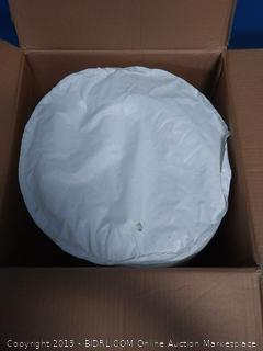 Zinus 8 inch Memory Foam Queen (online $119)
