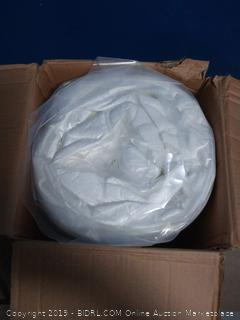 Classic Brands cool gel ventilated gel memory foam 8-inch mattress twin (online $151)