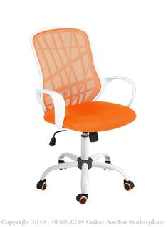 Furniture R office chair desert Orange(Factory Sealed) COME PREVIEW!!!!! (online $70)