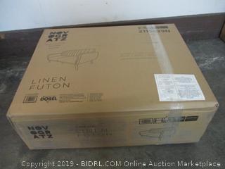 Linen Futon (Box Damage)
