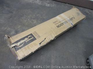 "12"" Latex Hybrid Mattress Size Queen (Box Damage)"