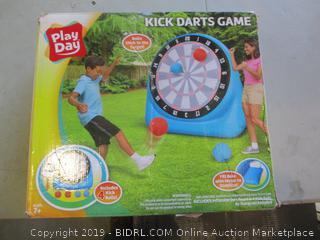 Kick Darts Game