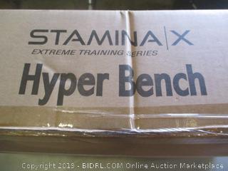 Stamina Hyper Bench