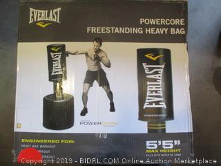 Everlast Power Core Freestanding Heavy Bag (Box Damage)