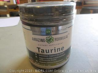 Taurine Dietary Supplement
