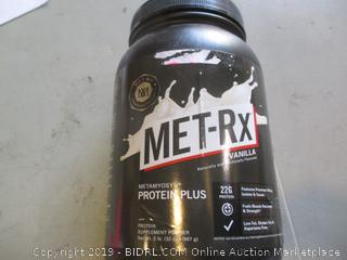 Met-Rx Protein Powder Vanilla