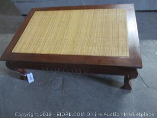 short table furniture item