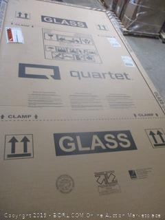quartet glass whiteboard