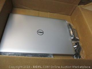 Dell laptop computer - powers on