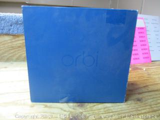 Orbi WiFI system item - powers on