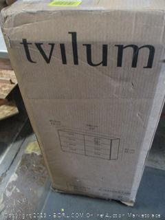 Tvilu dresser box 2 of 2 incomplete