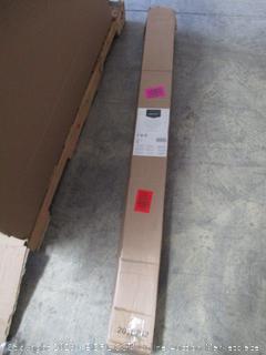 Patio umbrella damaged box, new