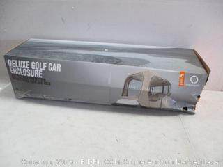 Short Roof for golf cart damaged box , new