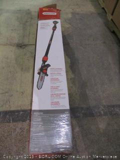 Cordless Pole Saw damaged box, new