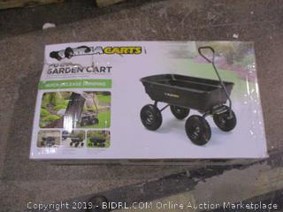 Gorilla Cart garden cart new box damage