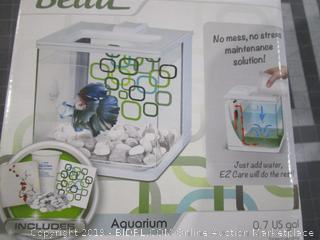 Marina Betta Aquarium