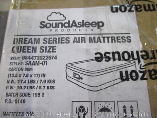 Sound Asleep Queen Air bed