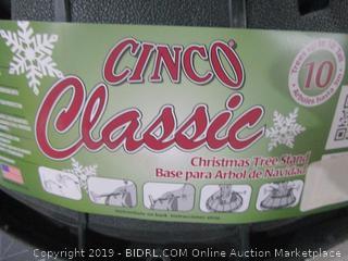 Cinco Classic Christmas Tree Stand