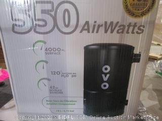 550 Air watts Filtration System