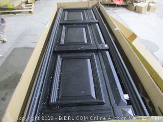 Petronella Panel footboard