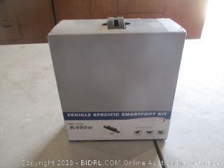 Vehicle Specific Smartfoot Kit