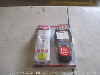 Airbag + ABS Code Reader