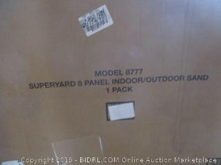 Superyard Panel Indoor?outdoor