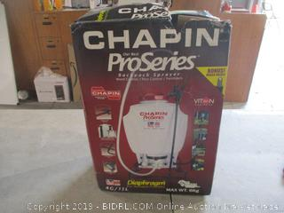 Chapin Pro Series Sprayer