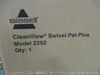 Bissell Clean View swivel Pet Plus