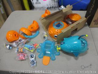 Octonauts toy