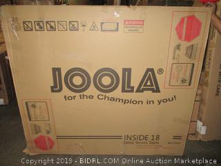 Joola inside 18 table tennis table - please preview