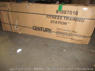 Century fitness training station
