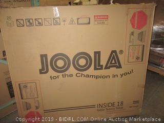 Joola inside 18 table tennis table