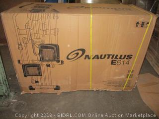 Nautilus E614 elliptical