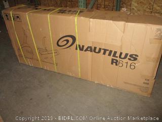 Nautilus R616 recumbent bike